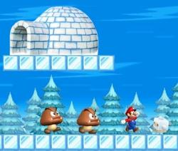 Mario Christmas Challenge1
