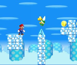 Mario Magic World screenshot1