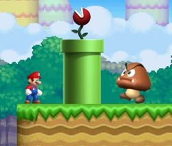 Mario Magic World screenshot2