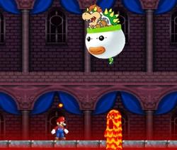 Mario Underground Invaders1