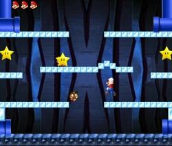 Mario Underground Invaders2