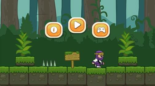 Unfair Ninja game